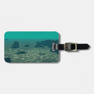Atlantis Luggage Tag