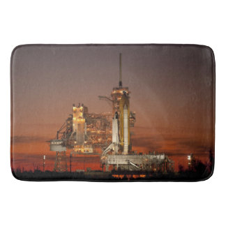 Atlantis Space Shuttle launch NASA Bath Mat