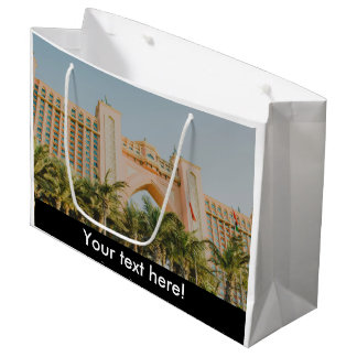 Atlantis The Palm, Abu Dhabi Large Gift Bag
