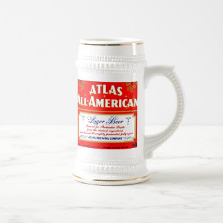 Atlas Brewing Company, Chicago, Illinois Beer Stein