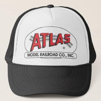 Atlas Hat - Red Logo