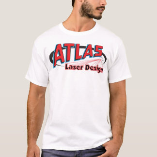 Atlas Laser Design Shirt - Light Colors