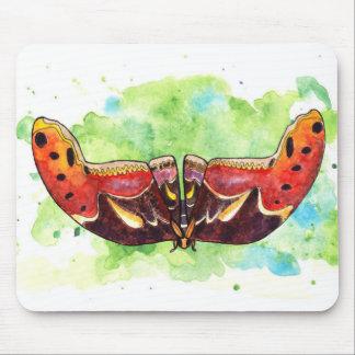 Atlas moth mouse pad