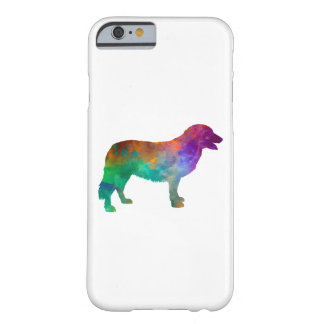 Atlas Mountain Dog in watercolor Barely There iPhone 6 Case