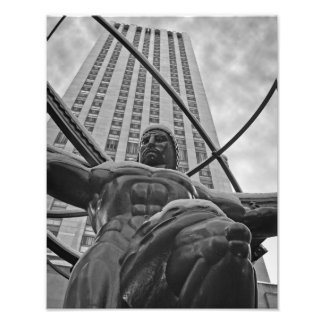 Atlas Photo Print