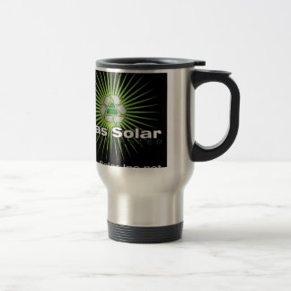 Atlas Solar Inc. Travel Mug