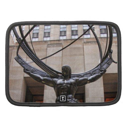 Atlas Statue, Rockefeller Center, NYC Planners