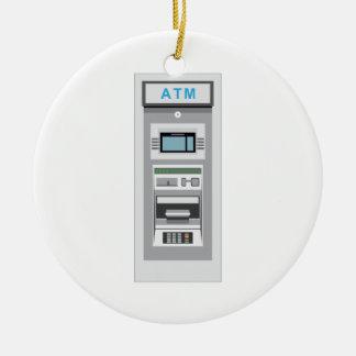 ATM CERAMIC ORNAMENT