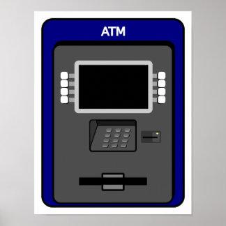 ATM Machine Poster