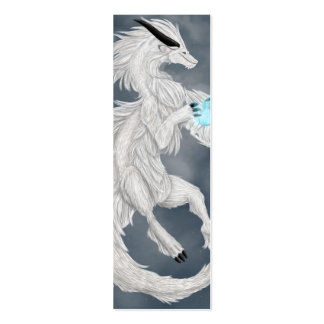 Atmos the Air Dragon Bookmark Pack Of Skinny Business Cards