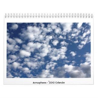 Atmospheres (2010 calendar) calendar