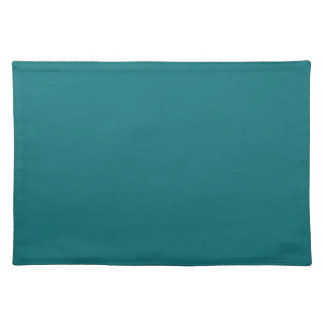 Atoll Blue Green Teal Placemats