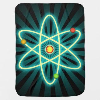 Atom Baby Blanket