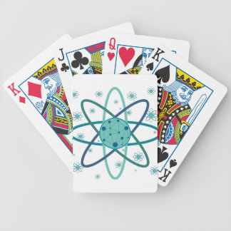 Atom Bicycle Playing Cards