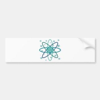 Atom Bumper Sticker