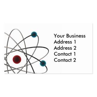Atom Business Cards