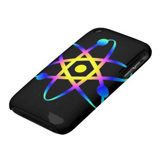 atom iPhone 3 case
