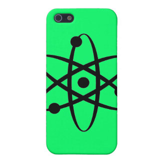 atom iPhone 5 case