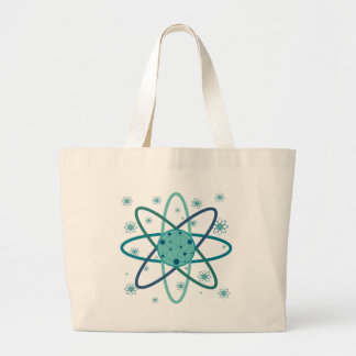 Atom Large Tote Bag