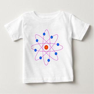 atom model vector clipart baby T-Shirt