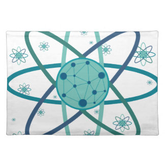 Atom Placemat
