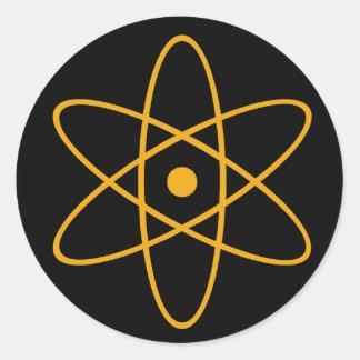 ATOM - sticker