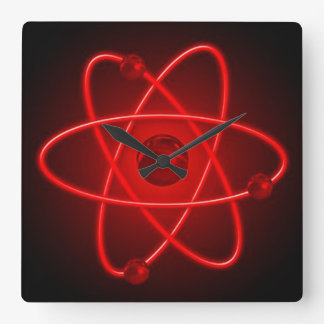 Atom Wallclocks