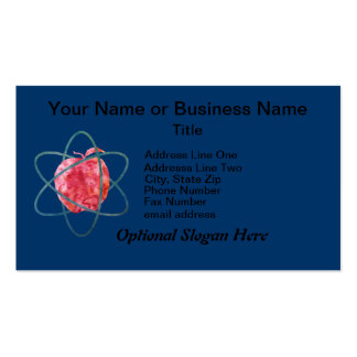 Atomic Apple Pack Of Standard Business Cards