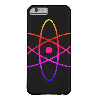 Atomic Black Phone Case