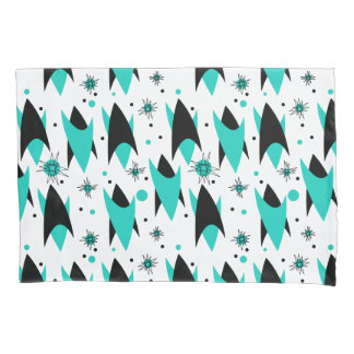 Atomic Chevrons Pillowcase