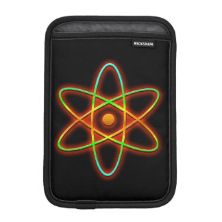 Atomic concept. iPad mini sleeve
