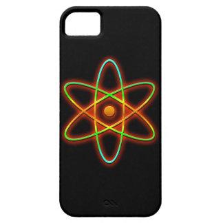 Atomic concept. iPhone 5 cases