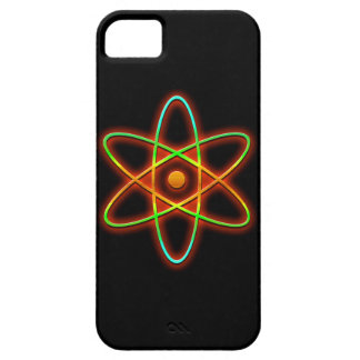 Atomic concept. iPhone 5 cover