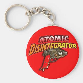 Atomic Disintegrator Key Ring