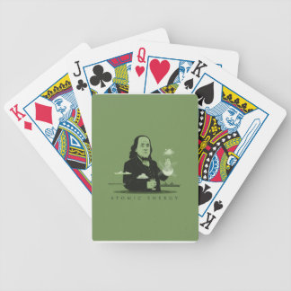 Atomic Energy Bicycle Playing Cards