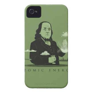 Atomic Energy iPhone 4 Case-Mate Cases