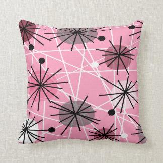 Atomic  Inspired Pillow Mid Century Design