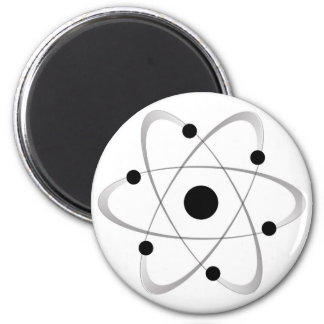 Atomic Mass Structure 6 Magnet