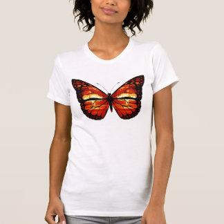 Atomic Mushroom Cloud Butterfly Shirt