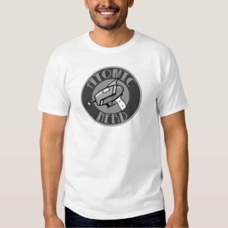 Atomic Nerd edun-live t-shirt