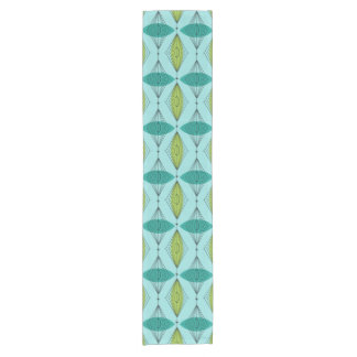 Atomic Ogee and Starbursts Table Runner