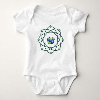 Atomic Particles Baby Bodysuit