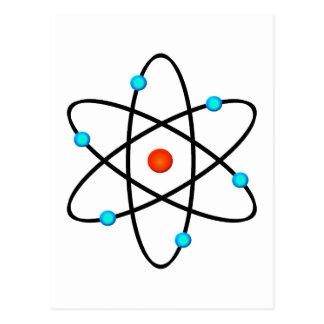 Atomic Postcard