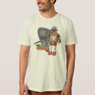 Atomic Robot T Shirt
