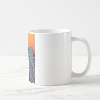 Atomic Skyline Coffee Mug