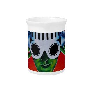 ATOMIC SPACEMAN BEVERAGE PITCHER