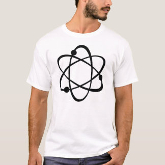 Atomic Symbol tshirt Big Bang Theory t-shirt Green
