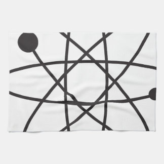 Atomic Tea Towel