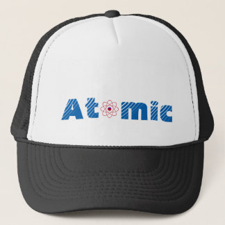 Atomic Trucker Hat