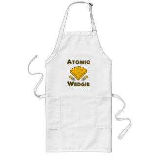 Atomic Wedgie Cheesehead Cook and Craft Apron